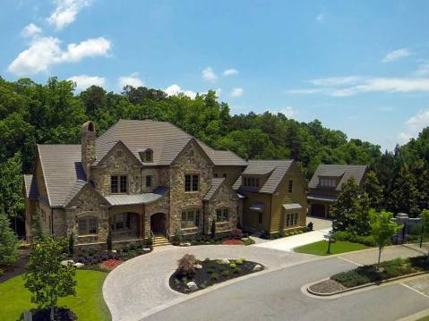 Johns Creek GA house