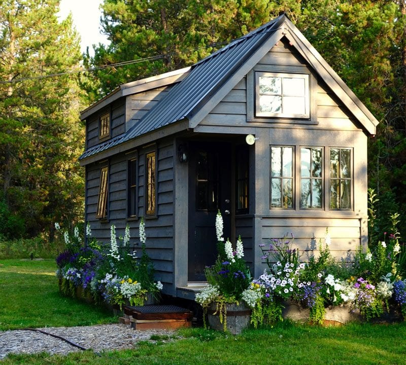 tiny homes, tiny home dwellers