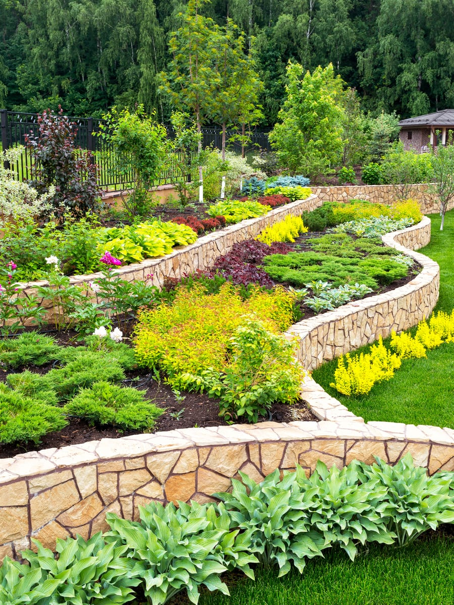 lawn weed control to keep your flowers fresh